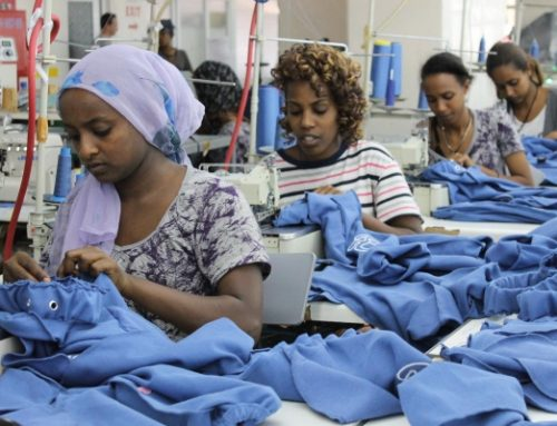 Enhancing the Textile Industry Value Chain in the EAF