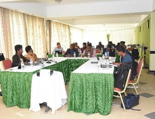 Enabling Environments facilitating platforms dialogue between PSOs and the CSOs in Rwanda