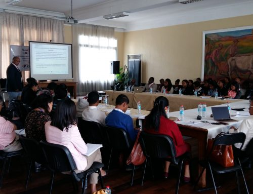 3-day training workshop concludes set of activities to support Madagascar in their International Trade System integration